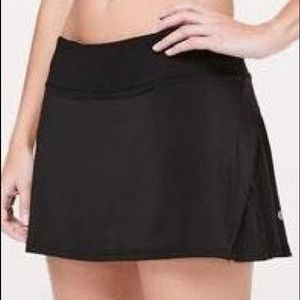 Like-New Lululemon Black Skirt, 12